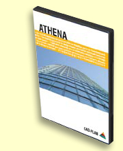 athena - yellow
