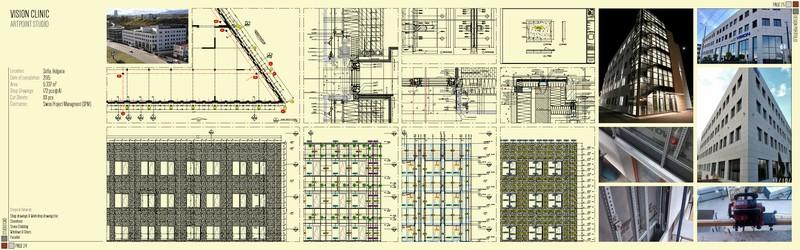 StudioCAD - Portfolio (EU) Vision Clinic