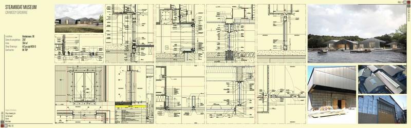 StudioCAD - Portfolio (EU) Steamboat Museum